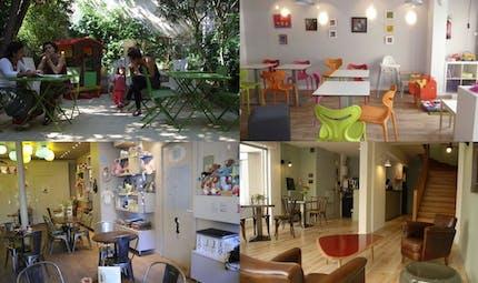 Top 14 des cafés pour enfants et parents en France
