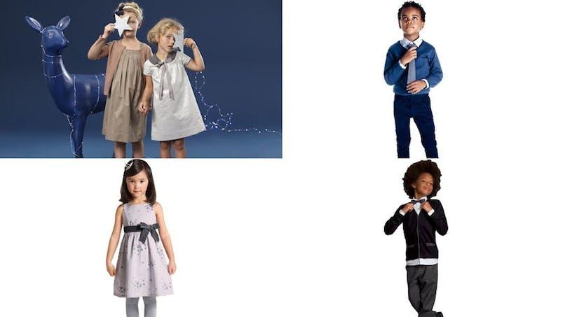 Les tenues de fêtes pour enfants