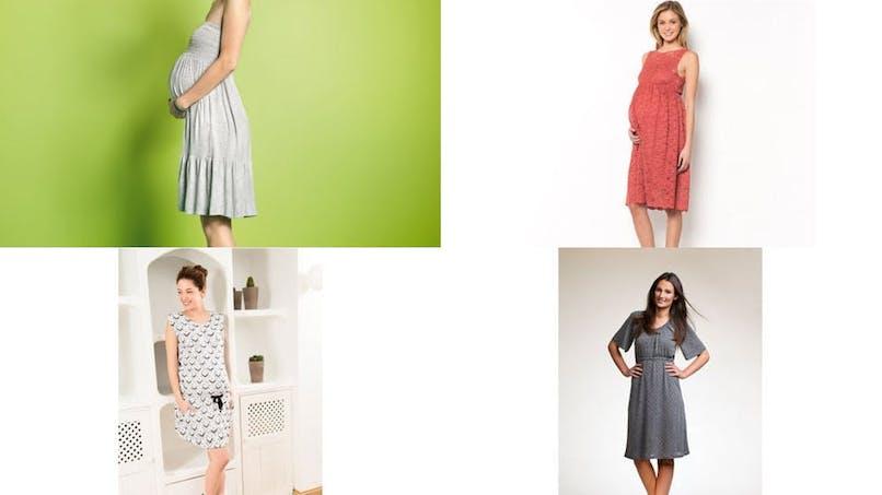 Enceinte : notre shopping de robes pour l'été