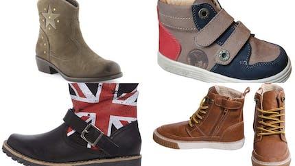 Quelles chaussures pour mon enfant ?