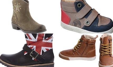 Les chaussures pour enfants