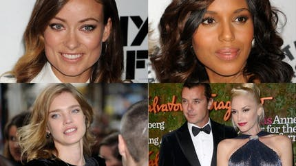 People : les bébés de stars attendus en 2014