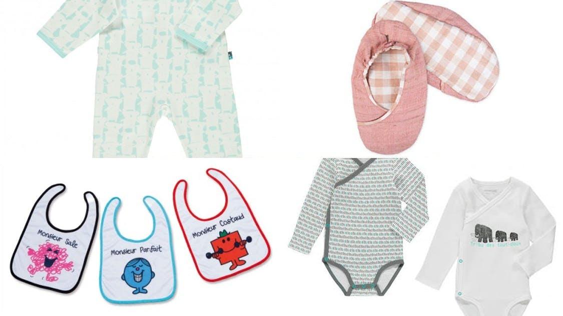Body Bébé Petit Pêcheur avec prénom personnalisé cadeau de naissance garçon