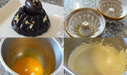 Desserts gourmands de Pâques