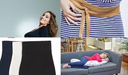 10 accessoires indispensables pendant la grossesse