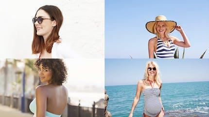 Grossesse : 15 maillots de bain pour briller sur la plage !