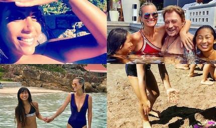 Découvrez les photos de vacances en famille des stars (diaporama)
