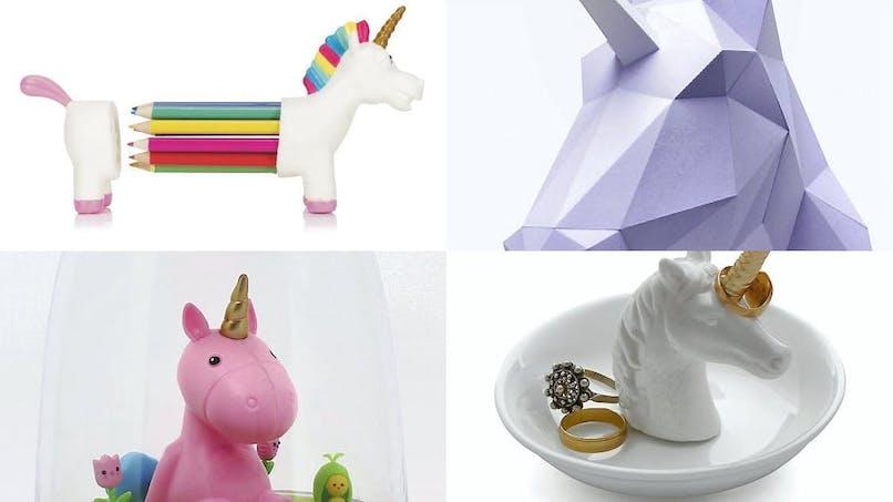 Shopping : oh les belles licornes ! (diaporama)