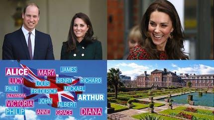 3e Royal baby : les hauts et les bas de la grossesse de Kate  (diaporama)