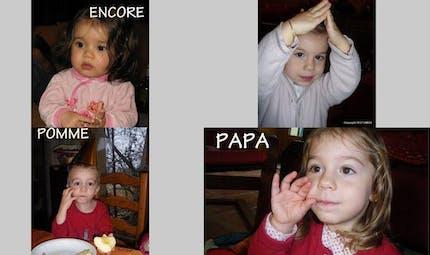 Signes associés à la parole : des mamans et professionnelles de la  petite enfance témoignent