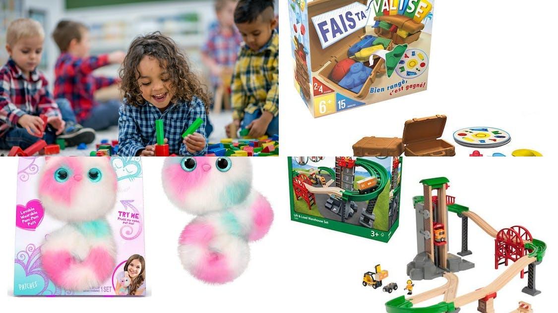 Filles Boîte surprise de nombreux objets Mignon Girly Neuf Jouets Cadeaux Et Accessoires