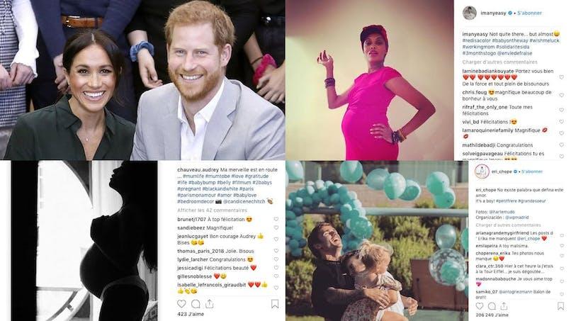 People : ils deviendront parents en 2019 (diaporama)