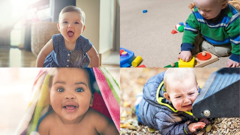 Les progrès de votre enfant, de 1 à 2 ans