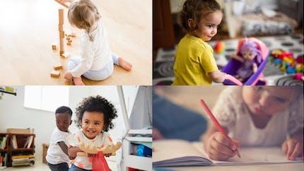 Les progrès de votre enfant, de 2 à 3 ans