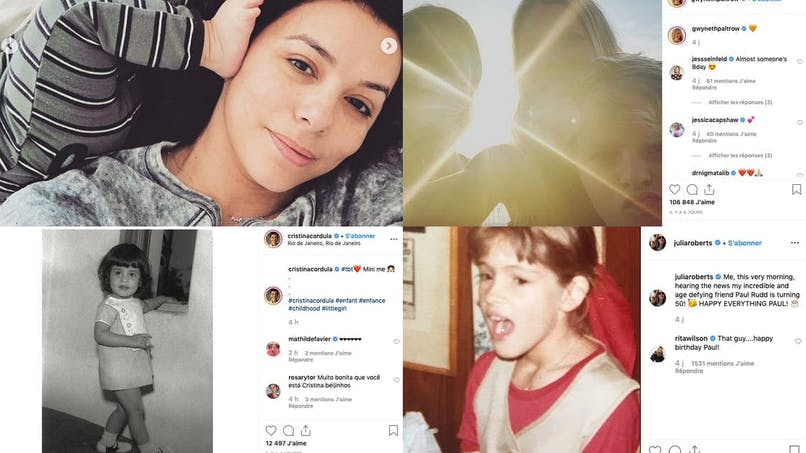 Julia Roberts, Hugo Lloris, Eva Longoria...le diapo des people en famille