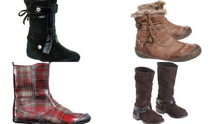 Ses bottes pour l'hiver