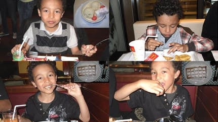 Restos : 6 menus enfants au banc d'essai