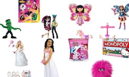 Les jouets tendance de Noël 2011