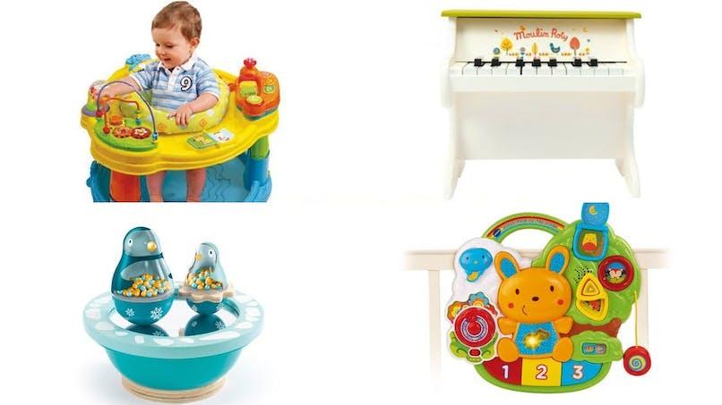 Les jouets d'éveil 2013
