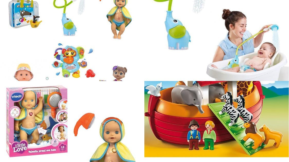 Alex Toys plutôt dans la Baignoire Enfant//Enfants Jouet de bain BN