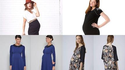 Sélection de tenues de grossesse pour Noël 2014