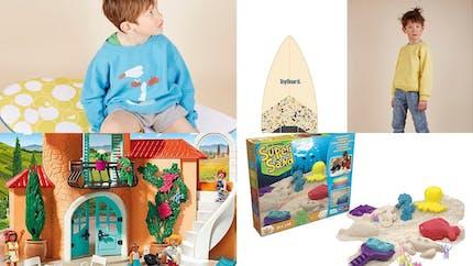Les jouets qui sentent bon l'été !