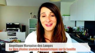 Angélique Marquise des Langes: soirée de maman VS les enfants