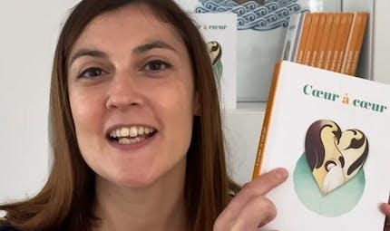 """Prématurité : le livre """"Cœur à cœur"""" pour accompagner les parents et les bébés prémas"""