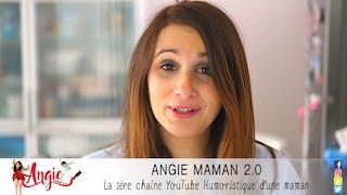 Angélique Marquise des Langes : quand maman est malade...