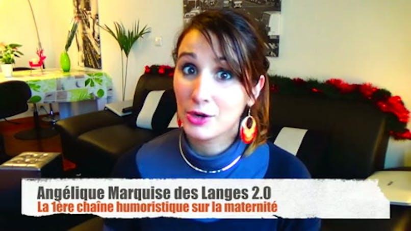 Angélique Marquise des Langes : la baby-sitter