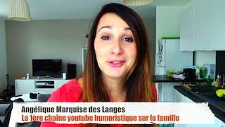 Angélique Marquise des Langes : L'enfant modèle