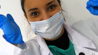 Angélique Marquise des Langes : Angie a peur du dentiste