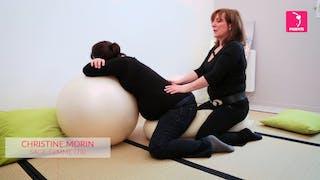 Massage du dos facile à réaliser