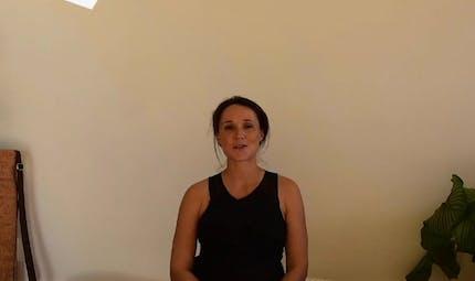 Yoga prénatal 1 : relâcher les tensions