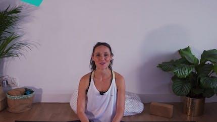 Ma routine Yoga PostNatal pour un ventre plat