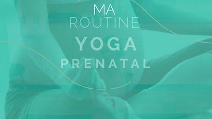 Variations dynamiques à faire à la maison avec le Yoga prénatal