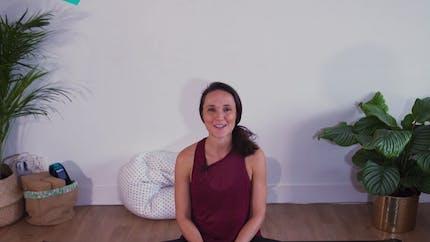 Ma routine Yoga PostNatal pour replacer les organes après la grossesse