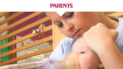 Comment donner des médicaments à son Bébé? (vidéo)