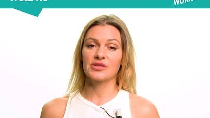 """Ma routine Pilates fusion """"Belle silhouette""""avec Adèle Van Damme"""