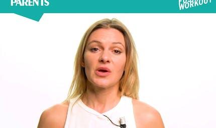 """Ma routine Pilates Fusion """"Dos solide"""", avec Adèle Van Damme"""