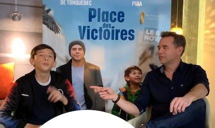 Interview de Guillaume de Tonquedec et Piti Puia