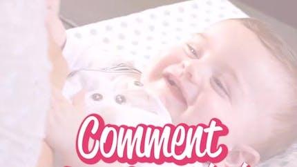 Comment bien moucher bébé (vidéo)