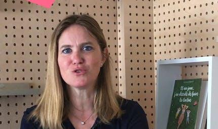 Interview de Nathalie Desanti sur le slow parenting