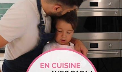 « En cuisine avec papa ! », la recette de la crème chocolat-avocat