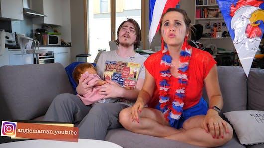 Angélique Marquise des Langes : la Coupe du monde de football de 2018