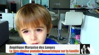 Angélique Marquise des Langes : les expressions des adultes