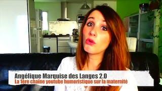 Angélique Marquise des Langes :