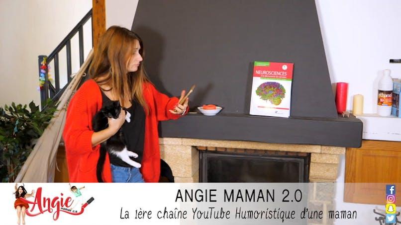 Angélique Marquise des Langes : Angie et la pet sitter