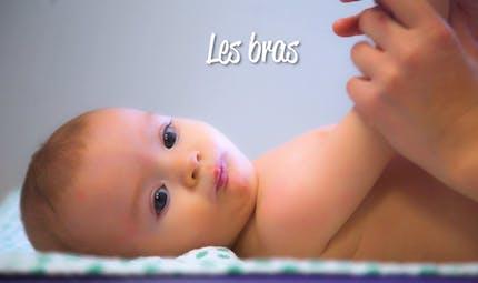 Comment bien masser votre bébé (vidéo)