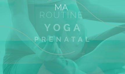 Yoga prénatal : 3 postures pour soulager les fausses sciatiques